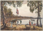 First Fleet arrival 1788
